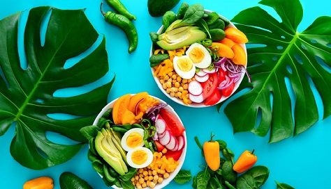 Simple & Satisfying meal ideas for summer days